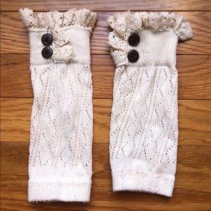 Ankle bootie socks